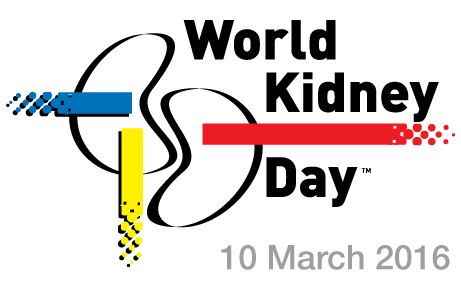 World Kidney Day 2016